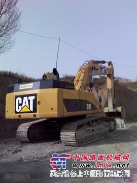二手卡特345大型挖掘机大量热销   13818506618  田慧琳