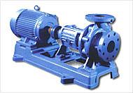 供应新疆IS50-32-125清水式离心泵恒运泵业厂家直销