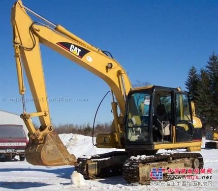 黑龙江二手挖掘机专卖-二手卡特挖掘机黑龙江买卖市场