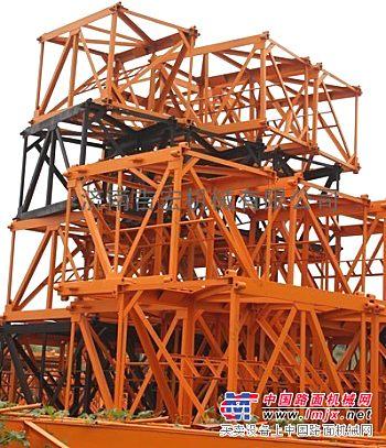供应吉宏塔机,塔吊,塔式起重机,标准节
