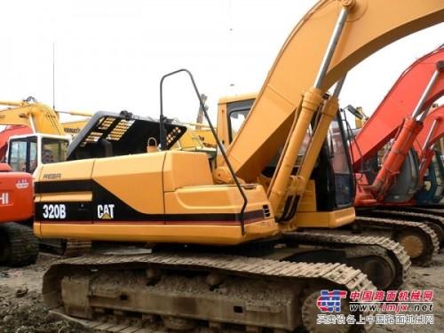 卐朔州二手卡特挖掘机市场【※@※】忻州二手卡特320挖掘机