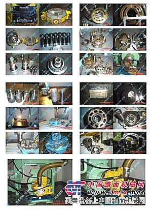 维修A8VO107液压泵维修-南京西麦思特液压维修分公司