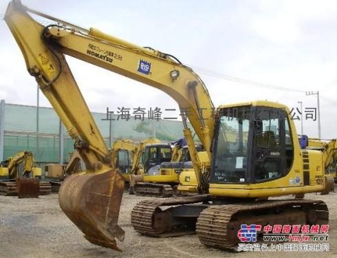 """大""""沪""""人家:忻州二手小松120挖掘机价格""""""""奇峰在线咨询"""""""