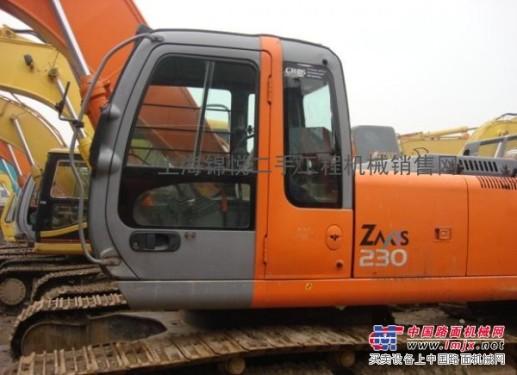 辽宁二手挖掘机市场-沈阳二手日立200挖掘机