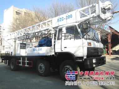 供应BZC200CA 车载式水井钻机