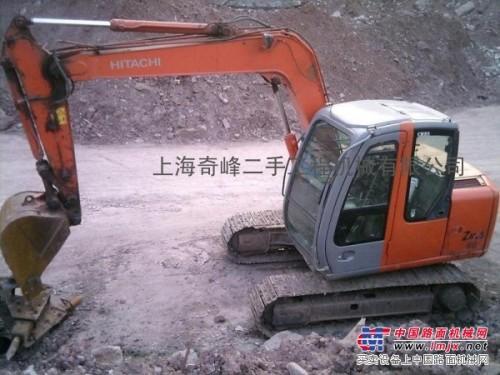 【互惠互利】宁夏二手挖掘机市场, 绵阳二手日立80挖掘机