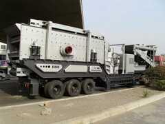 1石料碎石机鹅卵石制砂生产线设备求购石头破碎机