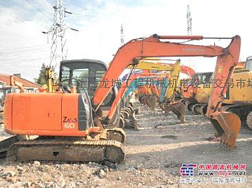 供应二手小挖机日立ZAX60