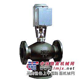 【百通】西门子电动两通阀价格   西门子电动三通蒸汽阀  西门子电动温控阀