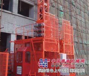 供应二手150米施工升降机