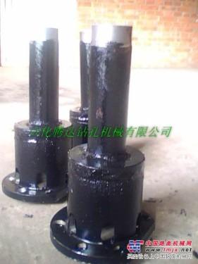供应KQG150潜孔钻机配件中心供气钎头冲击器
