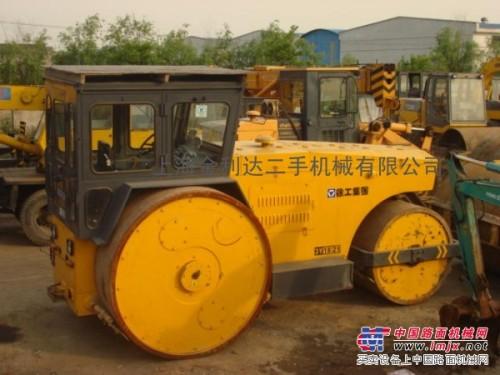 供应二手双钢轮压路机-二手鉄三轮压路机-二手机械低价出售