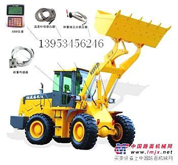 供应新乡龙工装载机电子称厂家13953456246