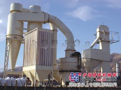供应高压悬辊磨粉机/上海高压悬辊磨粉机厂家/上海沃山重工