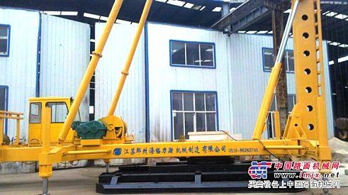 多功能打桩机厂家两用桩机型号参数徐州多用打桩机