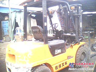 杭州二手叉车市场二手杭州叉车价格合力二手叉车