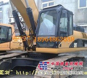 供应太原大型二手卡特336D挖掘机特价转让