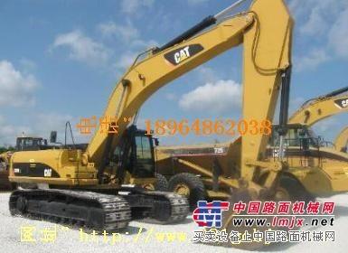 供应海南二手挖掘机交易平台 二手卡特330D挖掘机价格