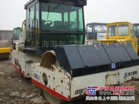河南二手压路机市场(二手12吨双钢轮压路机)