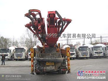 泵车出租37米46米