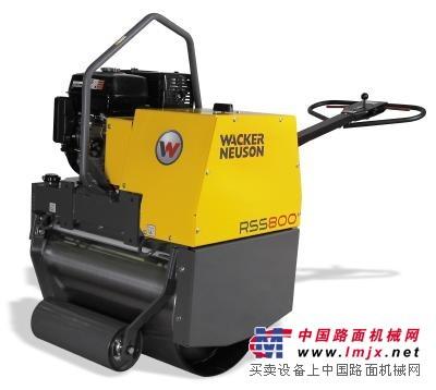 供应威克单钢轮振动压路机RSS800A