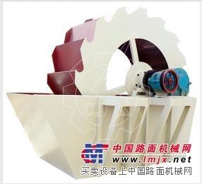 供应洗砂设备 洗石机 螺旋洗砂机 洗选设备