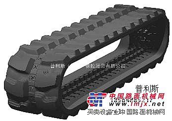 凯斯6020、6030钻机橡胶履带,橡胶块
