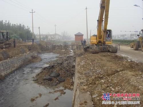 出租宝山区挖掘机管道土方开挖回填