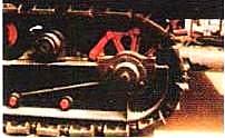 供应履带行走轮架-KQG150Y潜孔钻机配件
