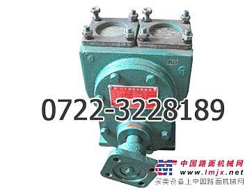 供应油罐车60YHCB-30自吸油泵|东风罐车齿轮油泵