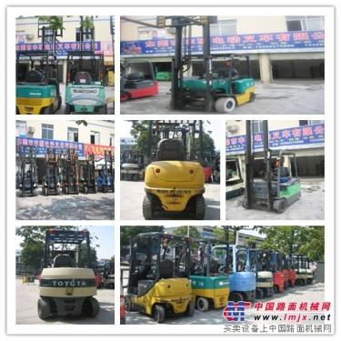 叉车租赁服务|长期出租电动叉车-进口电动叉车