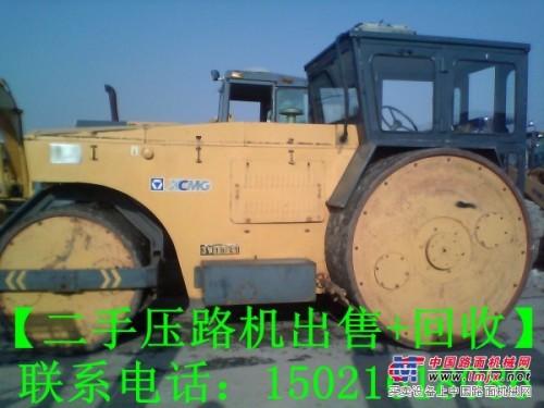 @>@><南京二手铁三轮压路机><二手18-21压路机价格>