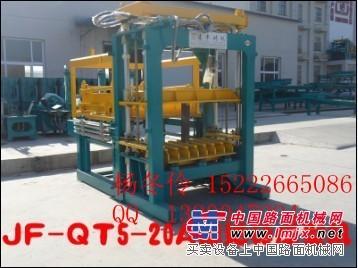 反季热销四川内江路面花砖机-液压彩砖机-荷兰砖制砖机