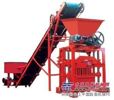河南空心砖机厂家供应砖机质量的高低