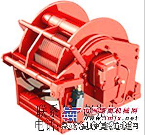 供应工程船用液压绞车