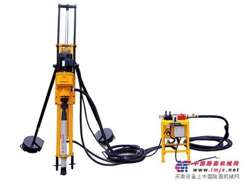 郑州红五环公司专业供应各类新款电动潜孔钻机 潜孔钻机批发