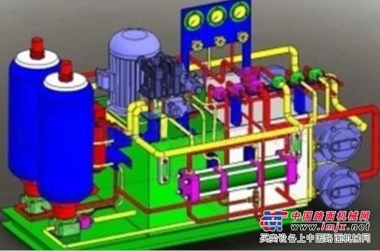 专业生卷板机配套液压站厂家,上海液压设备制造维修厂