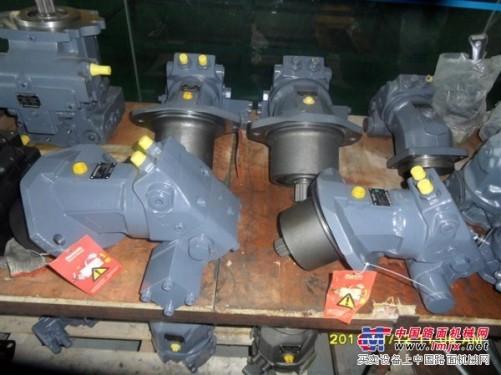 供应中铁运梁机力士乐液压泵配件总成