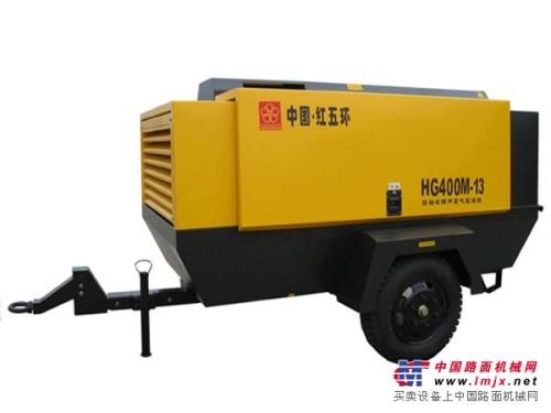 矿用螺杆空气压缩机 稳定高效螺杆机 郑州红五环螺杆机总经销