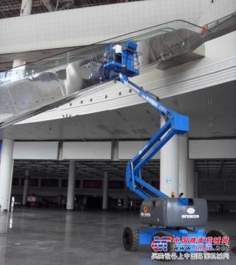 出租高空作业平台 曲臂式高空作业平台