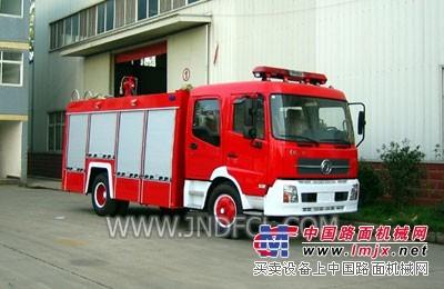 供东风天锦泡沫消防车紧凑型消防车