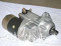 内蒙小松配件,PC300-7起动机,调速器马达 小松纯正配件