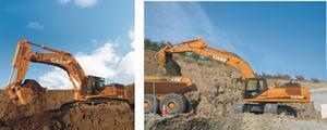 CX210B凯斯挖掘机发动机启动困难
