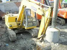 维修加藤挖掘机回转发卡-畅通维修厂