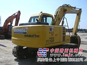 广安小松pc220-6挖掘机铲斗维修,铲斗异常磨损