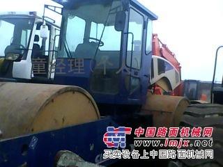 二手柳工铁三轮压路机/柳工24吨压实机/光轮21吨静碾压路机