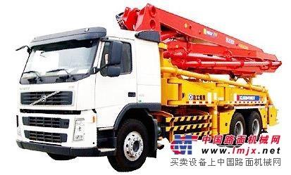 出租全新徐工混凝土泵车设备 南宁泵车租赁