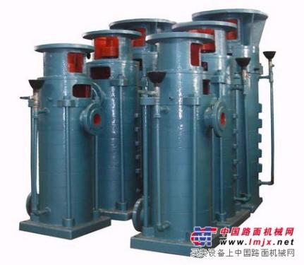 DL型立式单吸多级离心泵