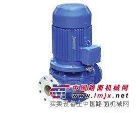 IHG不锈钢立式化工耐腐蚀管道泵