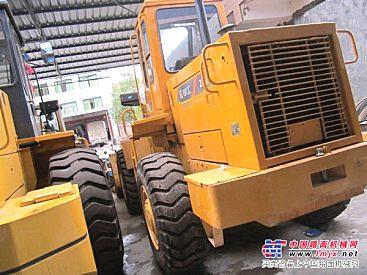 贵州盛大柳工二手装载机、挖掘机